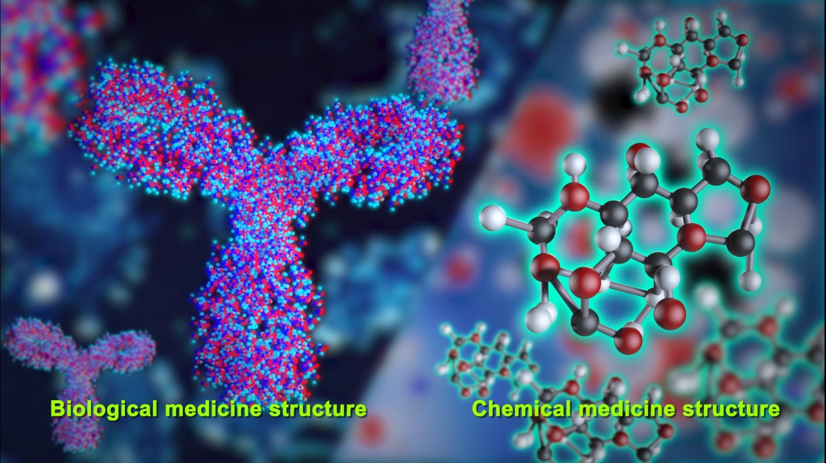 Biological & Chemical Medicine Structure