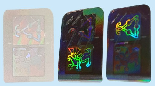 Roche SG Hub Hologram Sticker_1